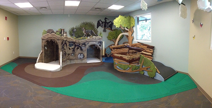 Play Zone Children's Exhibit